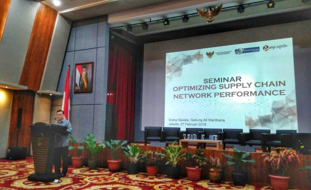Transforming supply chain in Indonesia - Tech Seminar