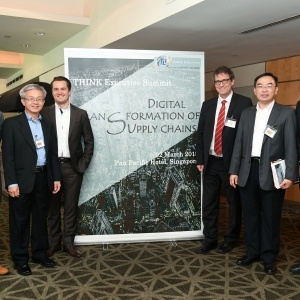 Opening Digital Transformation of Supply Chains THINK Executive Singapore